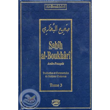 Sahih Al-Boukhari tome 3/5