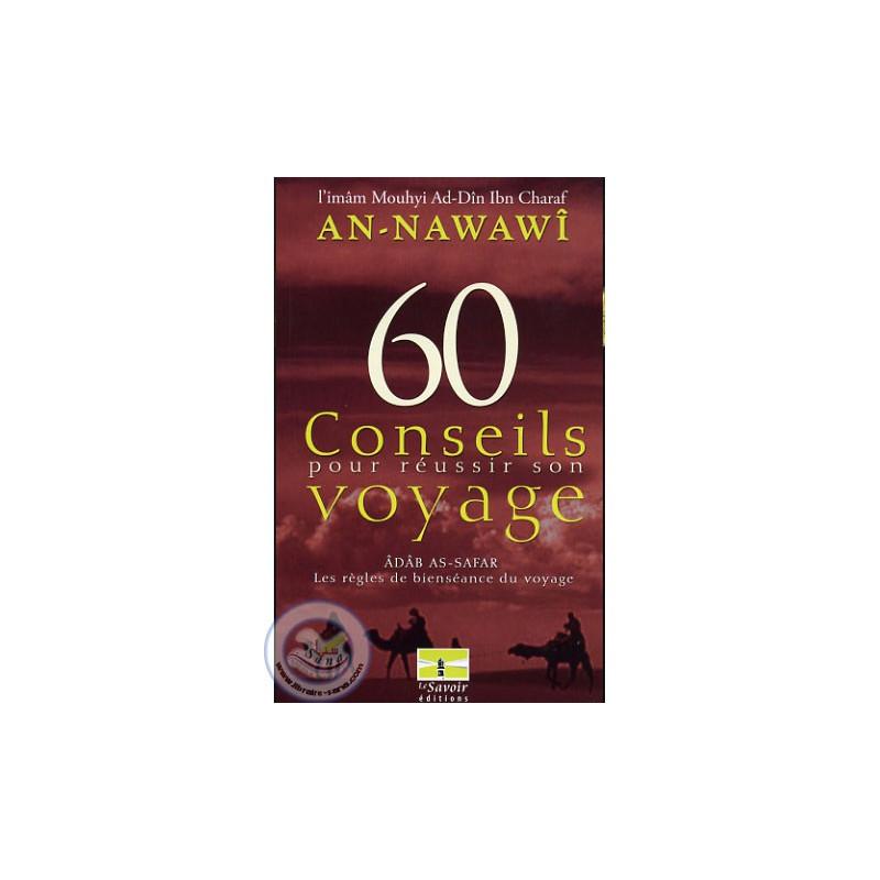 60 conseils pour réussir son voyage sur Librairie Sana