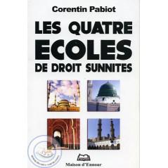 les quatre écoles de droit sunnites