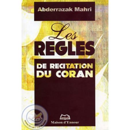 les régles de récitation du coran