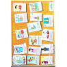 Poster J'aime la priére (40X60 cm) sur Librairie Sana