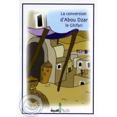 La convertion d'Abou Dzar le Ghifari sur Librairie Sana