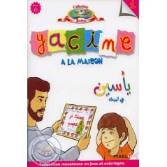 Yacine à la maison sur Librairie Sana