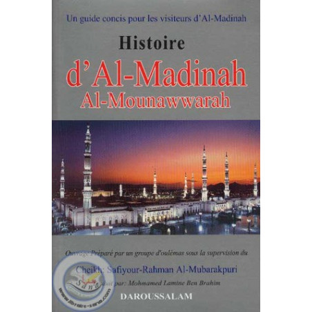 Histoire d'al-Madinah al-mounawwarah
