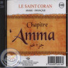CD Chapitre Amma AR/FR (2CD) sur Librairie Sana