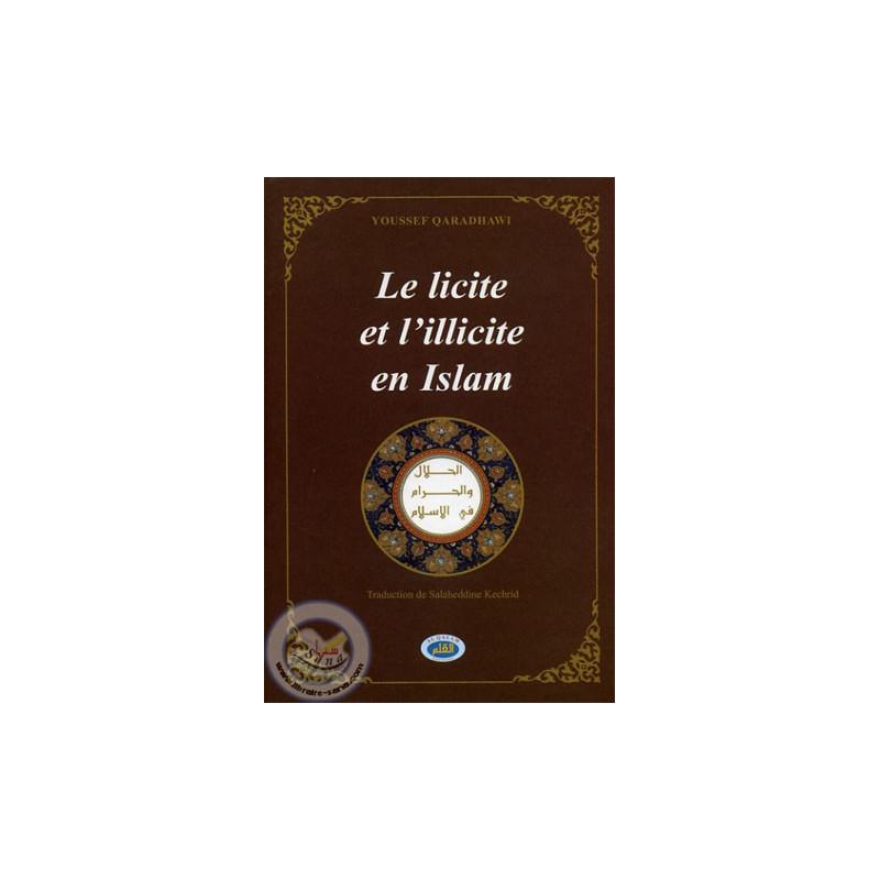 Le licite et l'illicite en Islam sur Librairie Sana