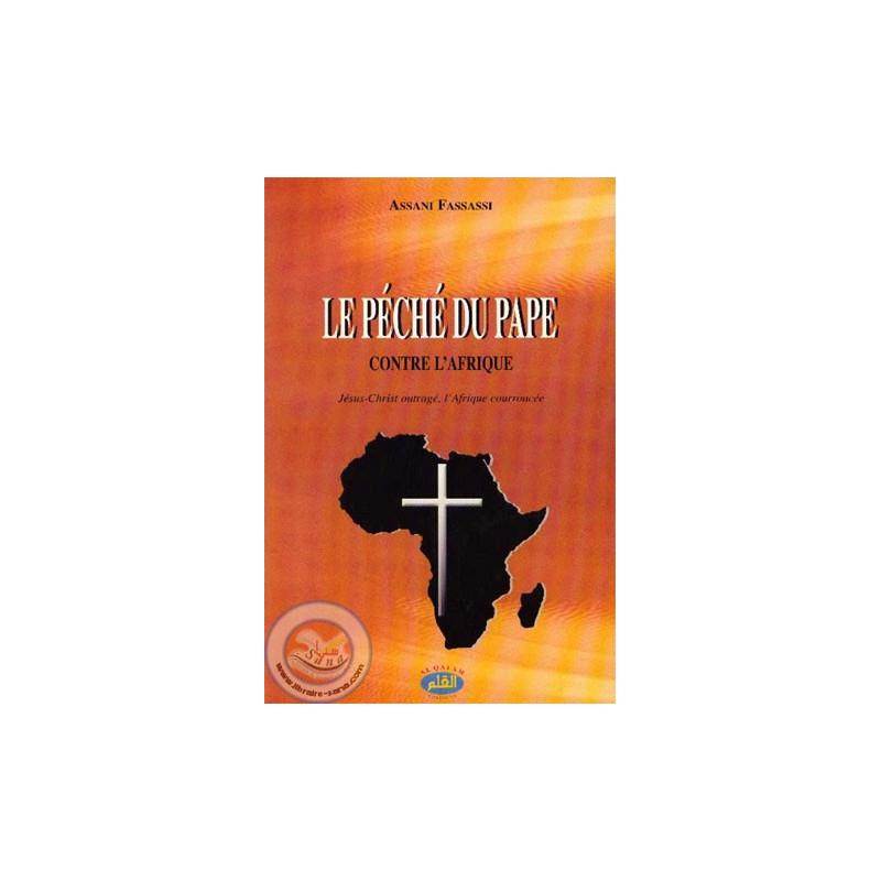 Le péché du Pape contre l'Afrique sur Librairie Sana