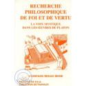 Recherche philosophique de foi et de vertu sur Librairie Sana