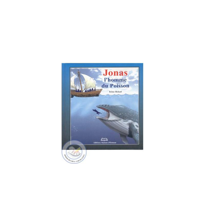 Jonas l'homme du poisson sur Librairie Sana