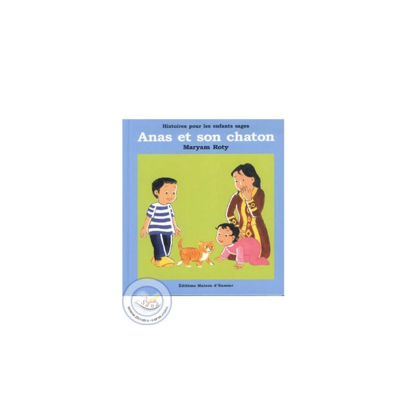 Anas et son chaton sur Librairie Sana