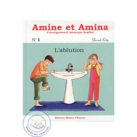 Amine et Amina 1 - L'ablution