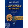 L'authentique de moslim (2volumes) sur Librairie Sana