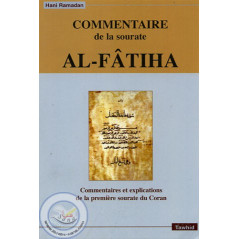 Commentaire de la sourate Al Fatiha