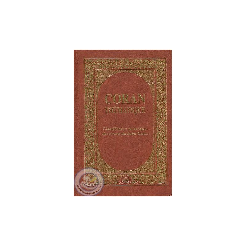 Coran thematique sur Librairie Sana