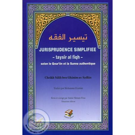 Jurisprudence Simplifiee (taysir al-fiqh)
