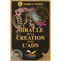 Le miracle de la creation dans l'ADN sur Librairie Sana