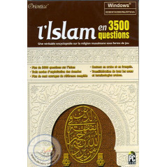 CD ROM PC : L'ISLAM en 3500 QUESTIONS