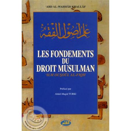 Les Fondements du droit musulman