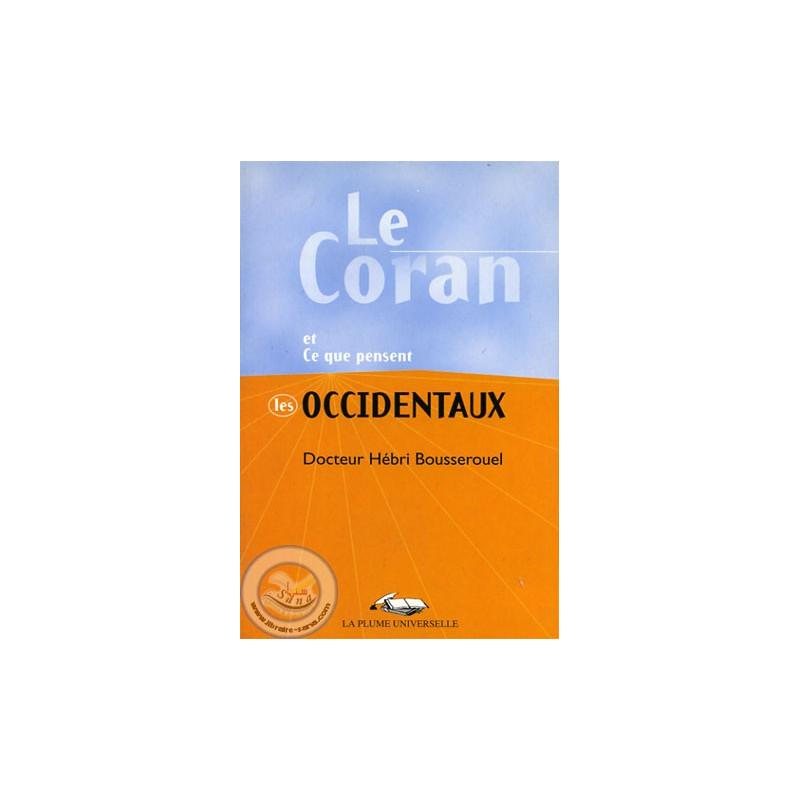 le Coran et ce que pensent les Occidentaux sur Librairie Sana