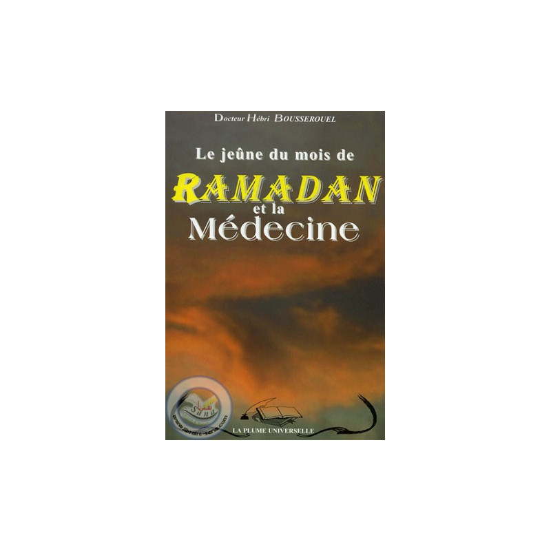 le Jeûne du mois de Ramadan et la médecine sur Librairie Sana