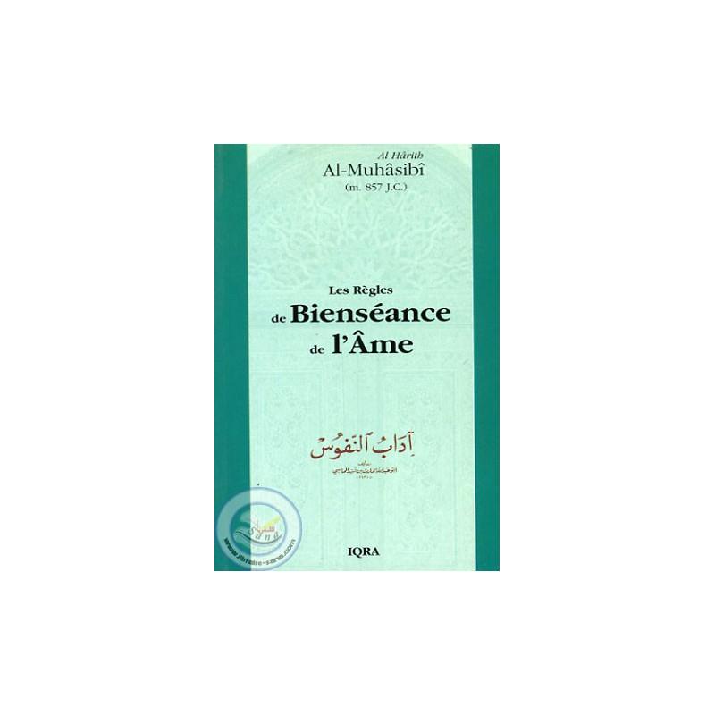 Les Règles de bienséance de l'âme sur Librairie Sana