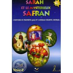 Sarah et le Mysterieux Safran