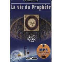 CD MP3 La vie du Prophète (2CD)