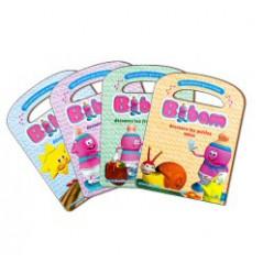 Bibam (le pack de 4 livres)