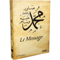 DVD Le Messager Film d'animations pour enfant, bilingue français / arabe