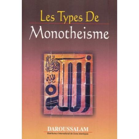 Les types de Monothéisme