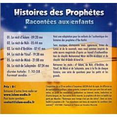 Histoires des Prophètes racontée aux enfants