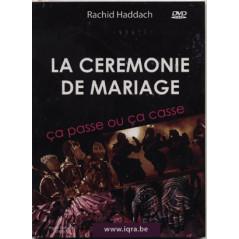DVD - La cérémonie du mariage - conférence de Rachid Haddach - DV003