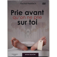 DVD Prie avant qu'on ne prie sur toi - conférence de Rachid Haddach - DV002