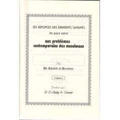 Les fatwas des éminents savants du pays sacré - 2 volumes