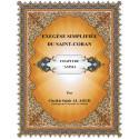 Exégèse simplifiée du Saint Coran