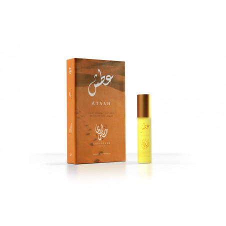 Parfum ATASH (Soif) pour homme de Raviseine