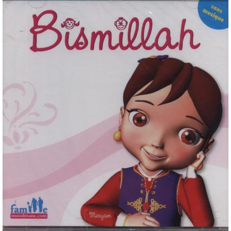 CD Bismillah (sans musique avec percussion )