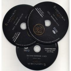 Le Saint Coran Arabe-Français, Coffret 3 CD-MP3, Lecture Al ghamidi