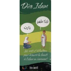 Dico Islam : 32 mots et définitions pour découvrir l'islam en s'amusant