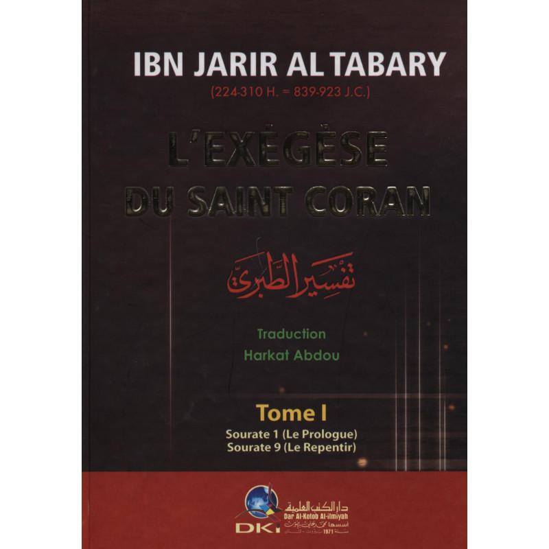 L'exégèse du Saint Coran (3 volumes) de Tabary