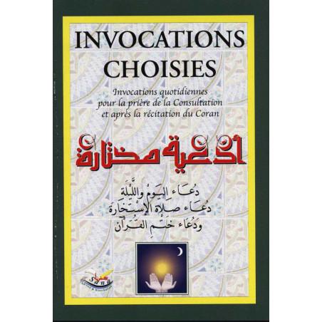 Invocations choisies (Ar/Fr)
