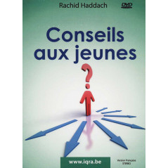 DVD Conseils aux jeunes par Rachid Haddach
