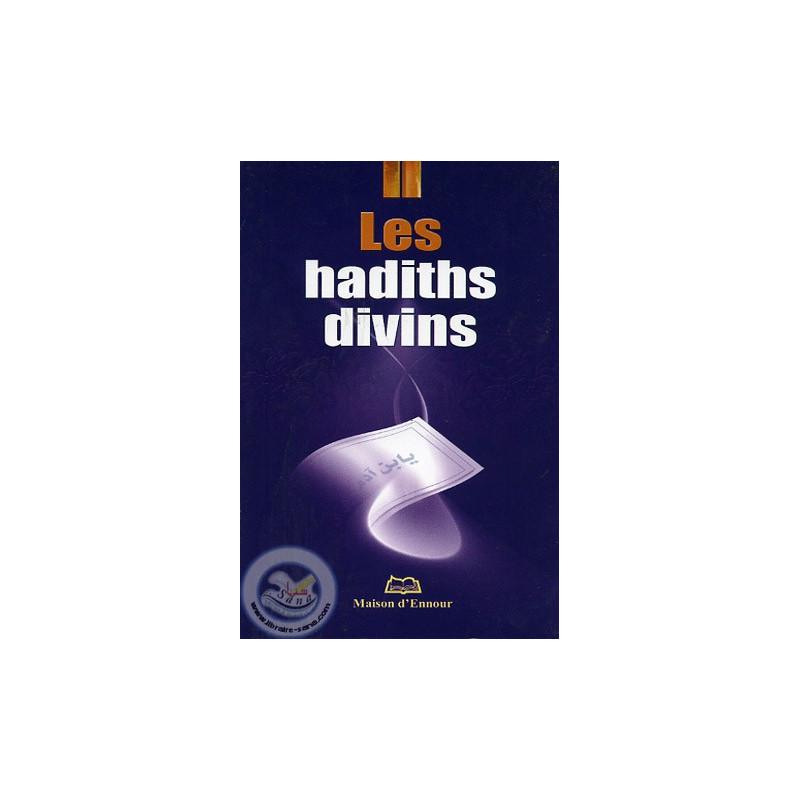 Les hadiths divins sur Librairie Sana