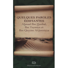 quelques paroles édifiantes