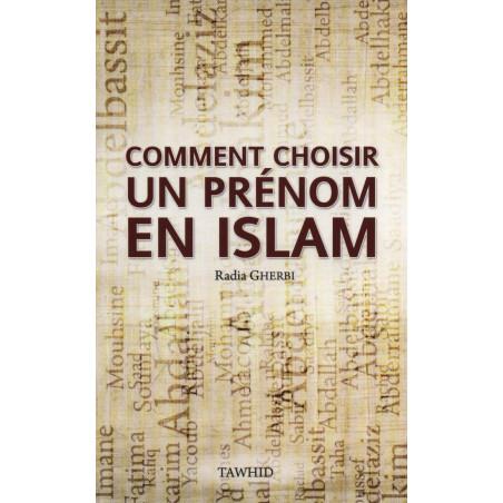 comment choisir un prénom en islam