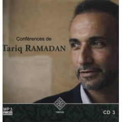 Audio mp3: CONFERENCES DE TARIQ RAMADAN CD 3