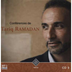 CD 8 - Audio mp3 : CONFÉRENCES DE TARIQ RAMADAN