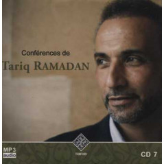 CD 7 - Audio mp3 : CONFÉRENCES DE TARIQ RAMADAN