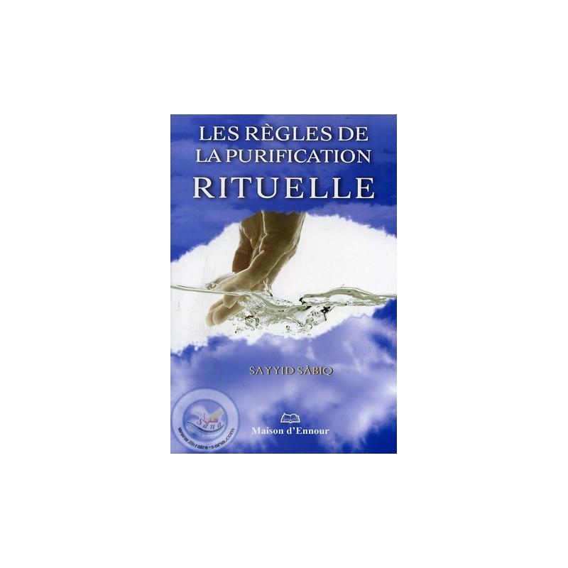 Les règles de la purification rituelle sur Librairie Sana