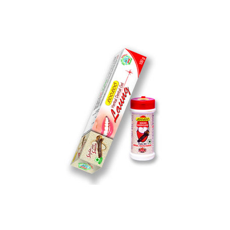 Dentifrice -Looloo (100g) - Laung à base de clous de girofle